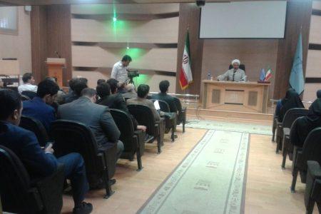 دوره آموزشی تبیین قانون مجازات اسلامی با حضور دکتر مصدق