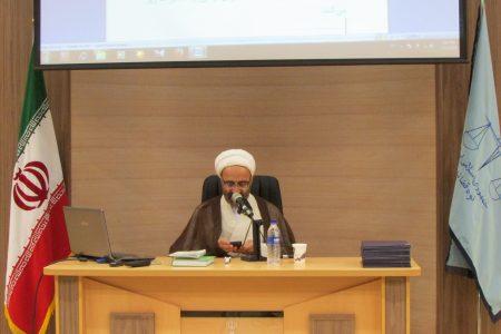 دوره آموزشی تبیین و تحلیل قانون آیین دادرسی کیفری مصوب سال ۱۳۹۲ با حضور دکتر مصدق